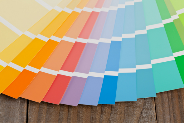 These are the colour trends for your home in 2018