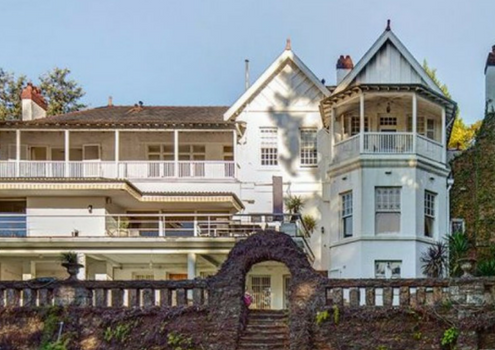 The sale of Elaine, in Point Piper, has smashed the $70 million national house price record.
