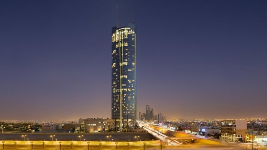 Burj Rafal, Riyadh, Saudi Arabia