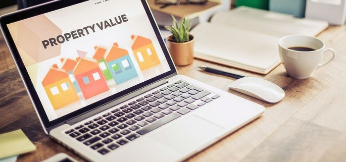 how to determine the property value of a house
