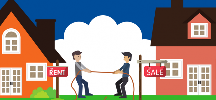 When Is The Right Time to Rent or Buy a Home?