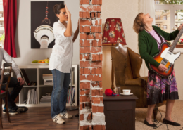 selling a house with a bad neighbour