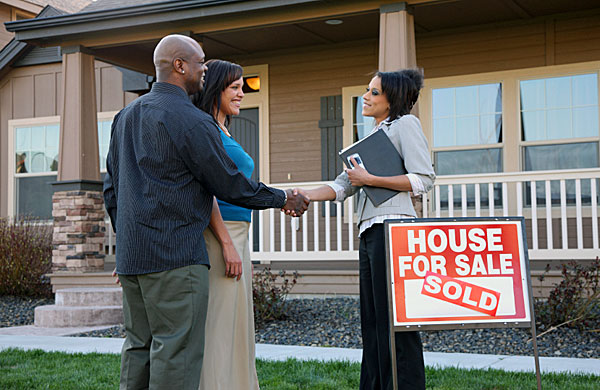 sell your home with a real estate agent