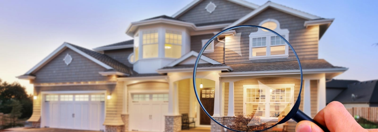 do a home inspection when selling home
