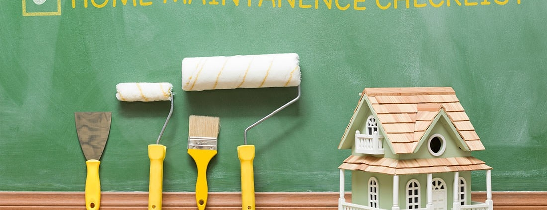 selling home maintenance