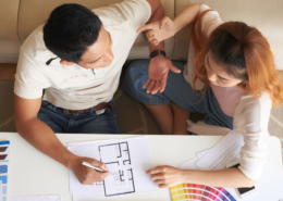 renovate before selling home