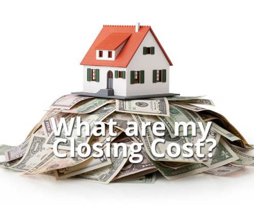 closing costs for home sales