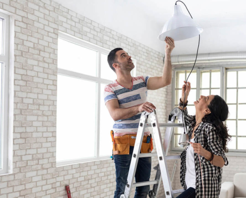 Home improvement trends through pandemic
